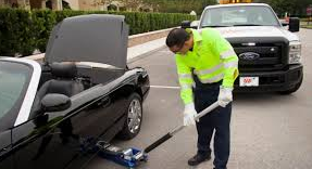 How to obtain roadside tire change and repair services?